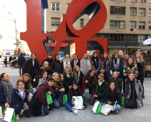 MGC New York Arts Trip 2017