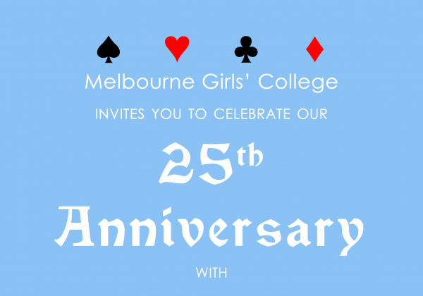 MGC 25th Anniversary Celebration