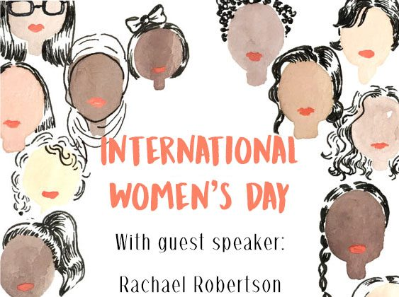 Tickets available – International Women's day 2019